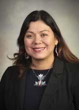 Representative Ruth Buffalo